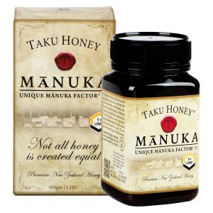 taku manuka honey umf 5+ 500g