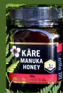 Kare New Zealand locals favourite manuka honey