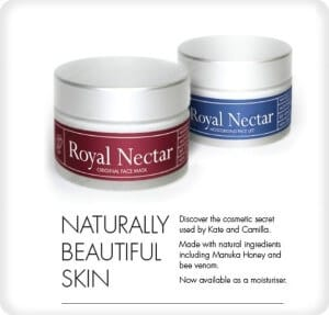 Royal Nectar Original Face Mask