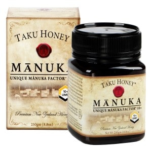taku manuka honey umf 10+ 250g