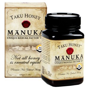 taku manuka honey umf 10+ 500g