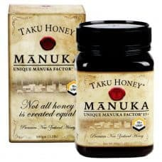 taku manuka honey umf 15+ 500g