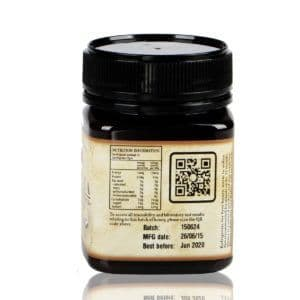 taku manuka honey umf 10+ QR Code