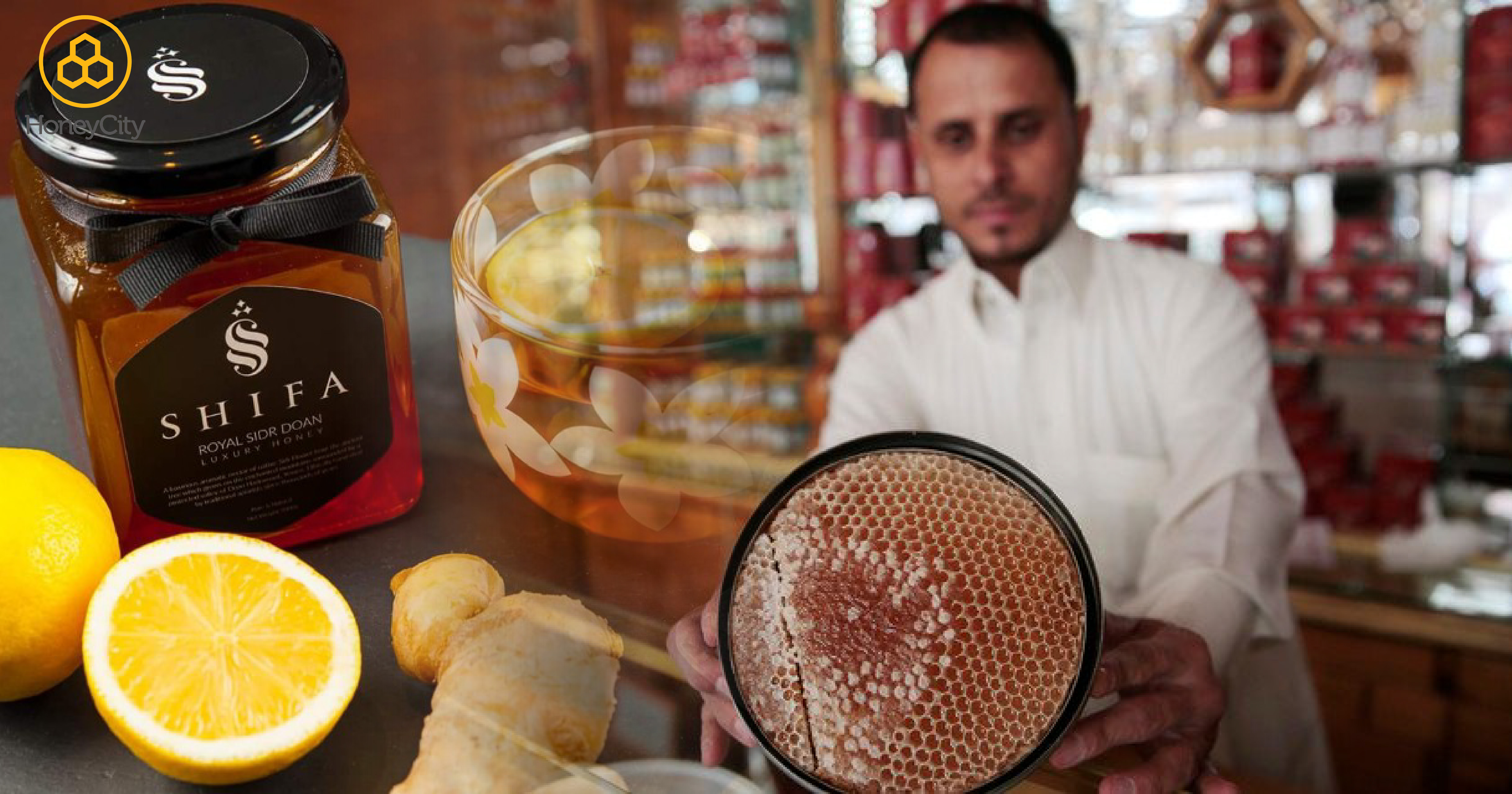 What is Yemen Sidr Honey? (Middle East's