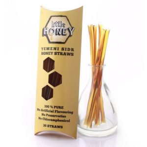 Sidr Honey Box of Straws - Middle East Manuka Honey