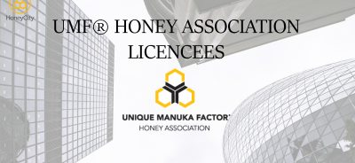 UMF® HONEY ASSOCIATION LICENCEES