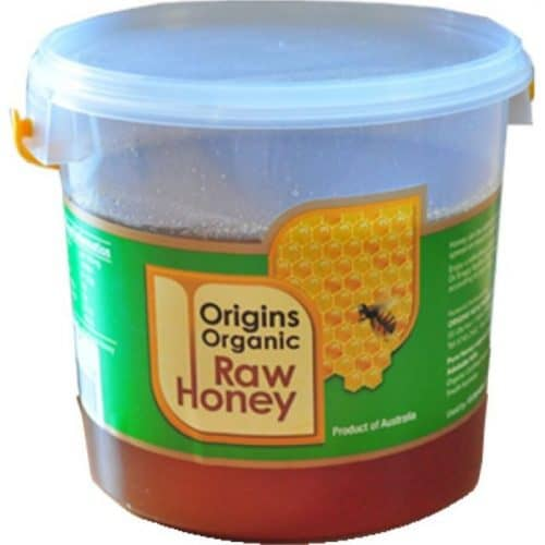 Origins Organic Raw Honey 1.5kg