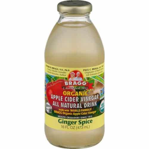 16ozApple Cider Vinegar & Ginger Spice Dr Bragg 16 oz