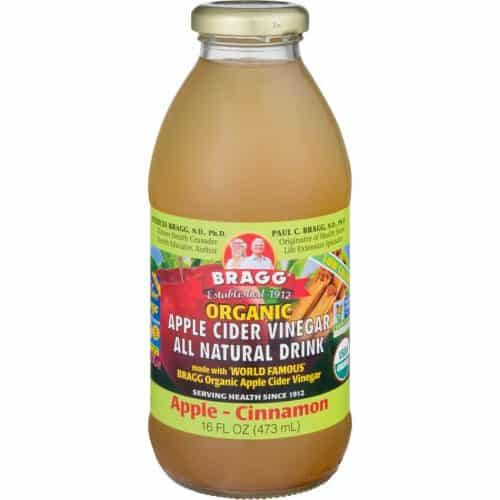 16ozApple Cider Vinegar & Cinnamon Dr Bragg 16 oz