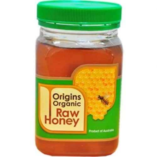 Origins Organic Raw Honey 500g