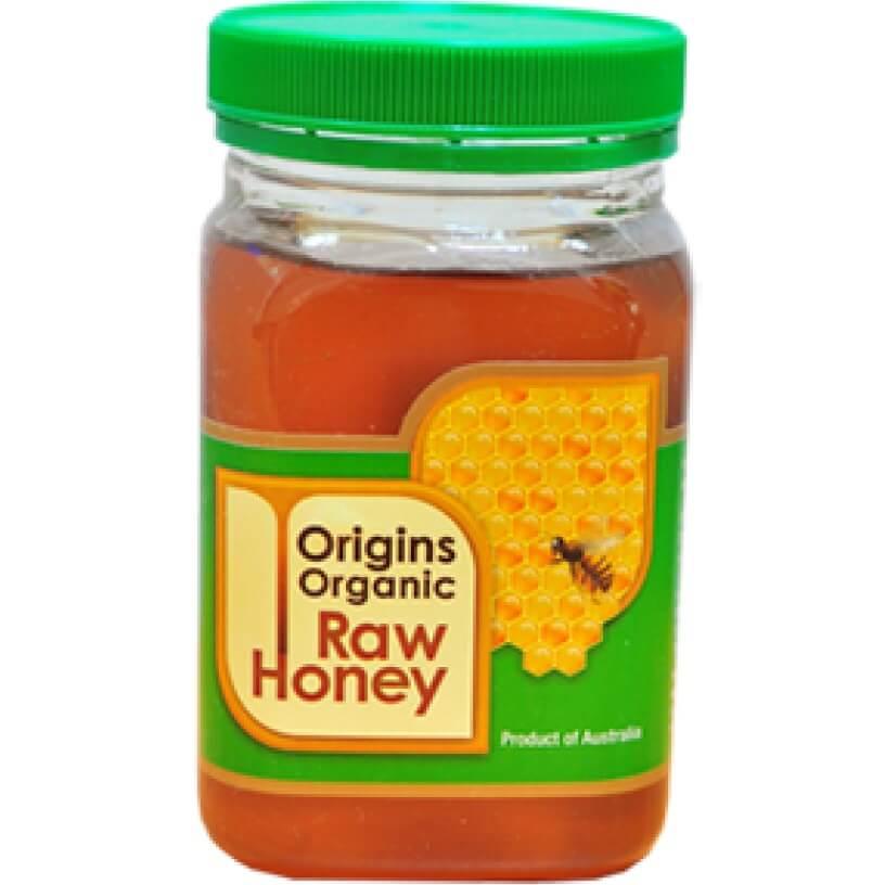 Origins Organic Raw Honey 500g