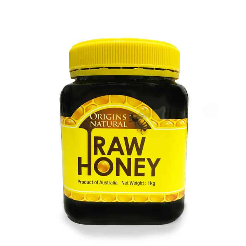 Origins Natural Raw Honey 1kg
