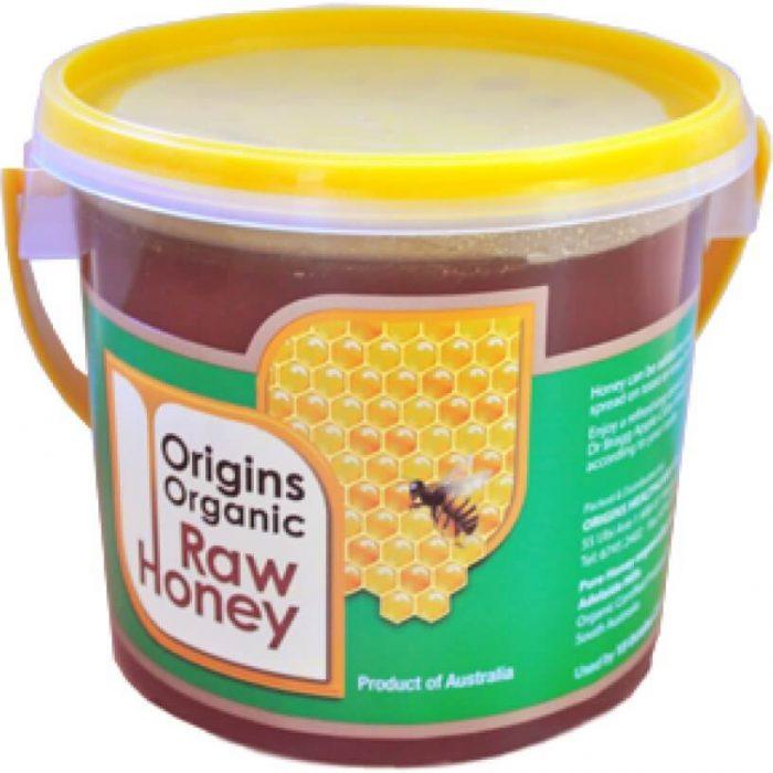 Origins Organic Raw Honey 1kg