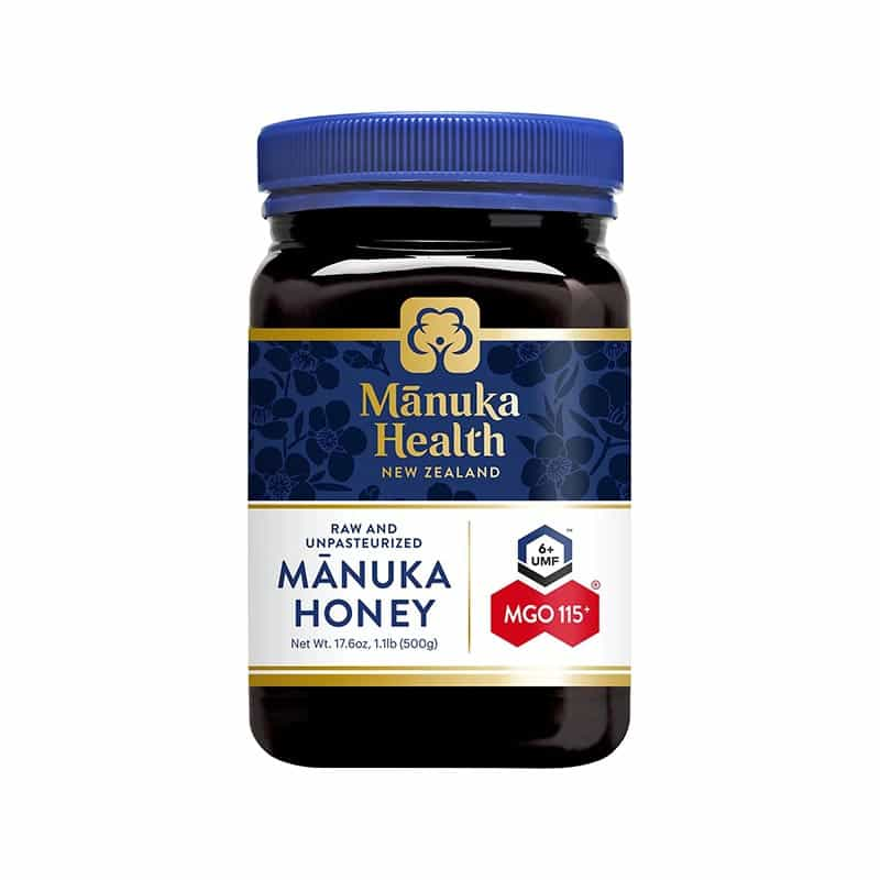 Manuka Health Honey Blend MGO 115+ 500g (UMF 6+)
