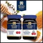 Manuka Health Manuka Honey 500g MGO30, MGO115 Image