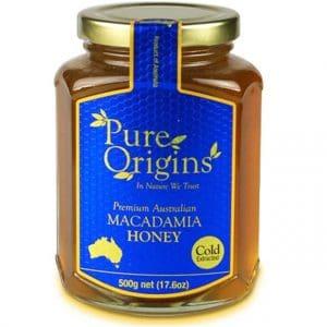 Pure Origins Macadamia Honey