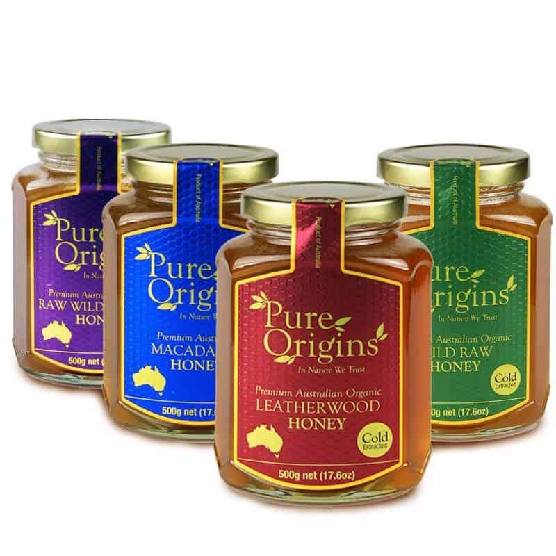 Pure Origins Honey