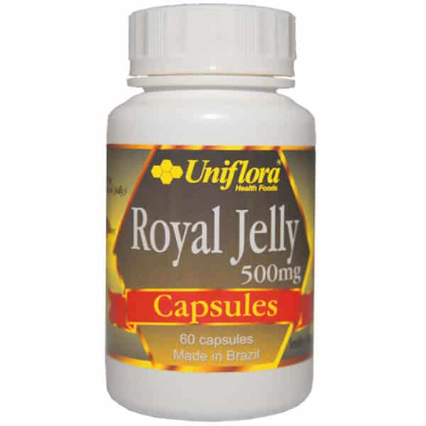 UNIFLORA ROYAL JELLY 500mg