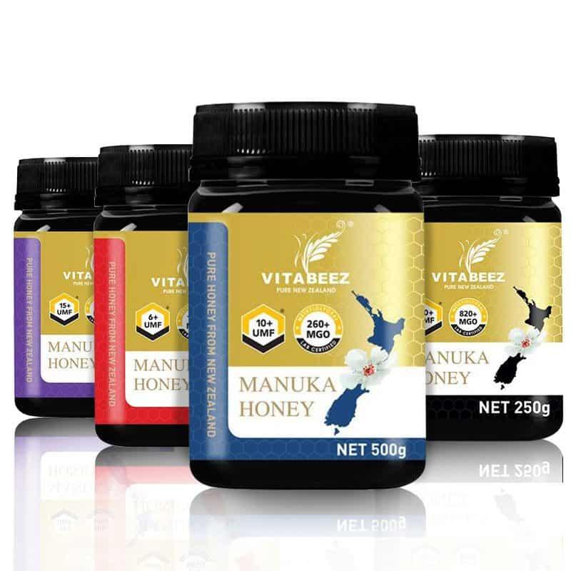 Vitabeez Manuka Honey UMF 5 10 15 20