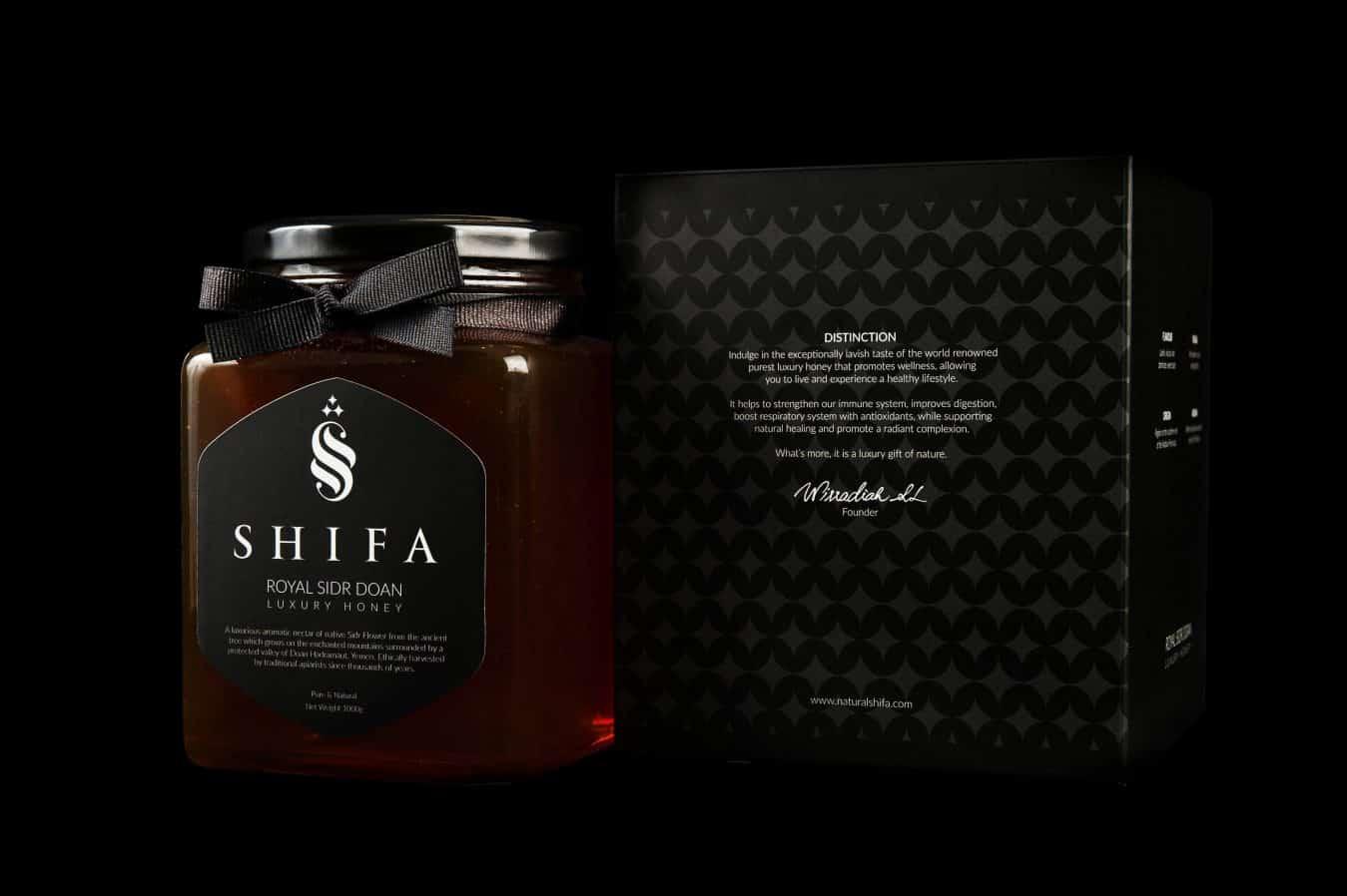 Shifa Royal Sidr Doan Honey - 5