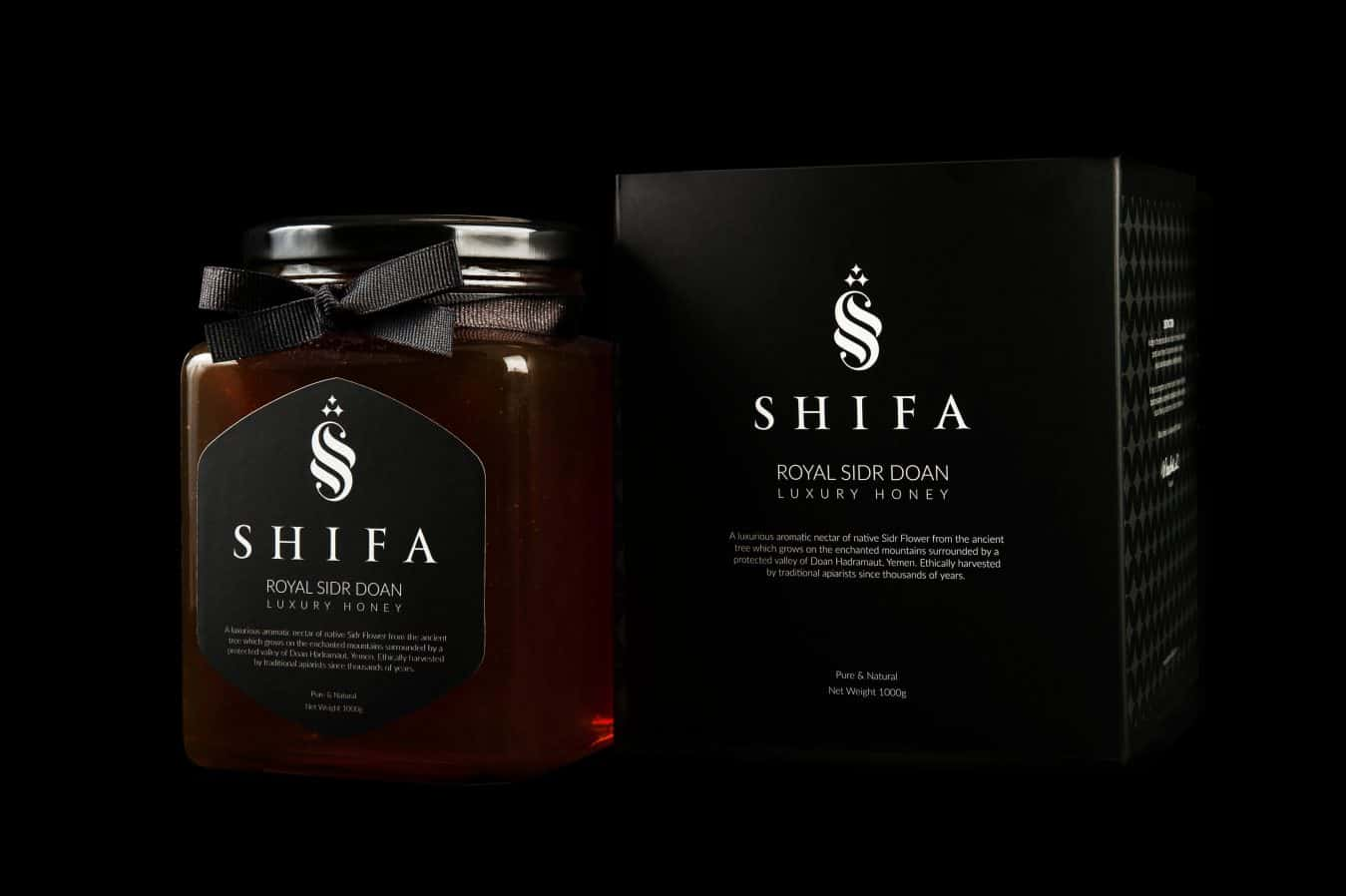 Shifa Royal Sidr Doan Honey - 4