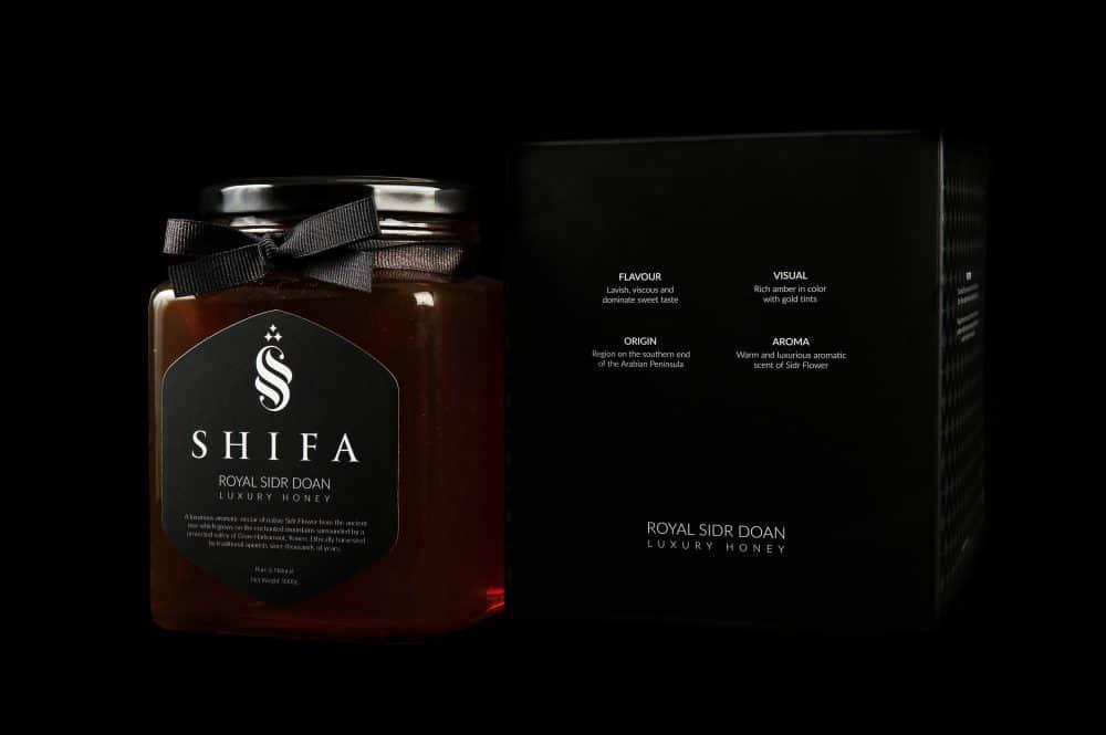 """Yemen Sidr Honey (Middle East's """"Manuka Honey"""")"""