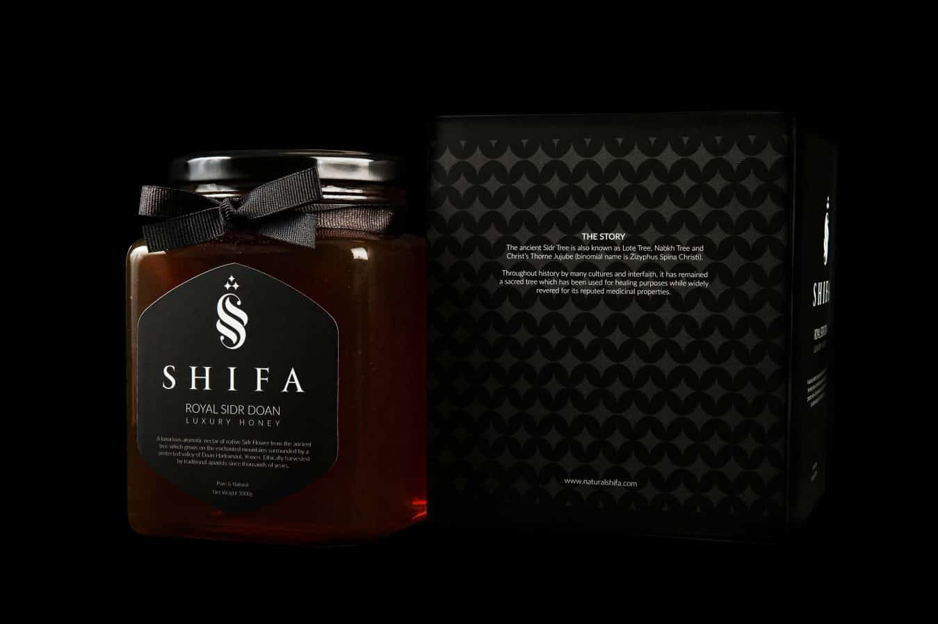 Shifa Royal Sidr Doan Honey - 7