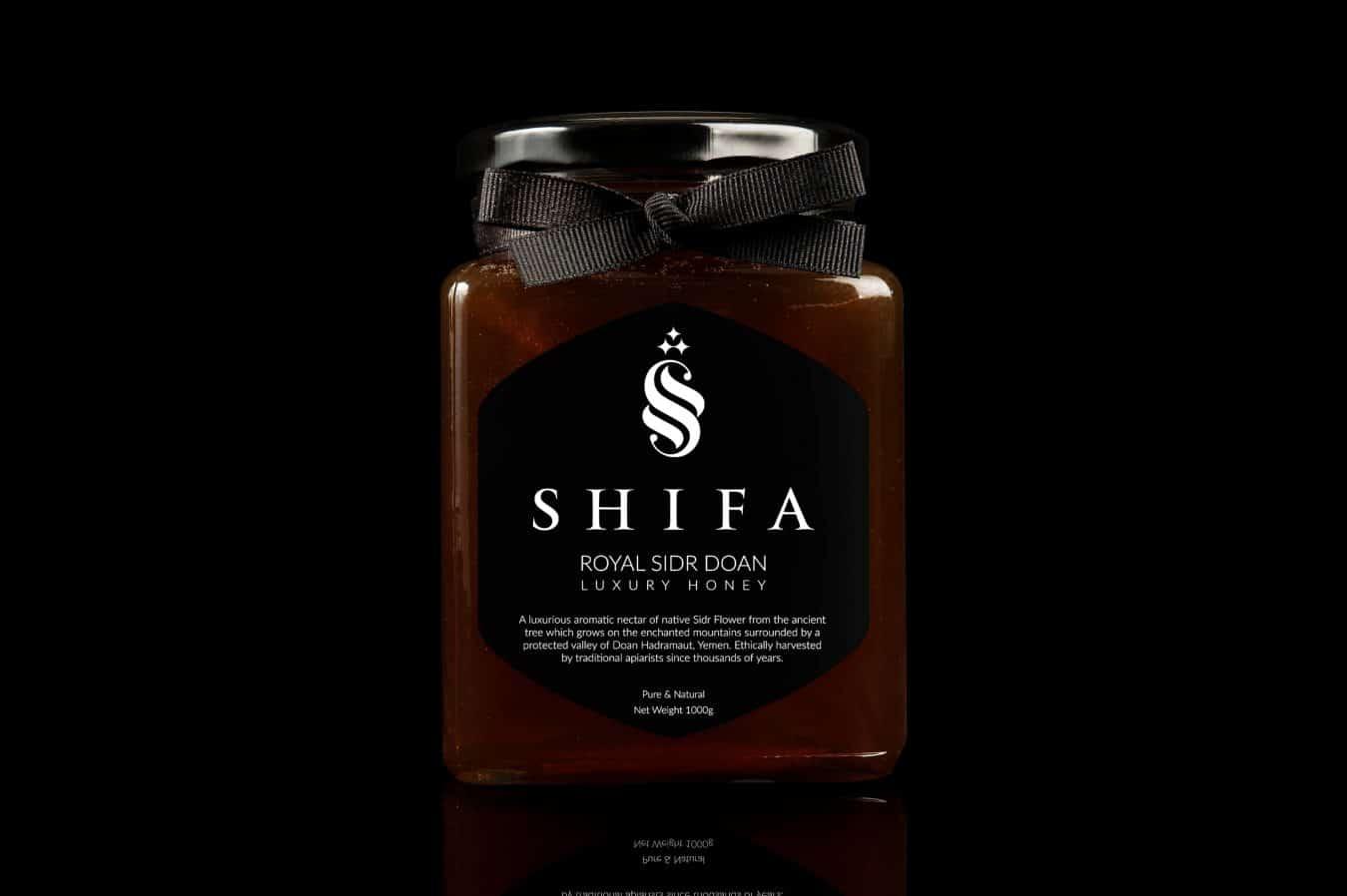 Shifa Royal Sidr Doan Honey - 2