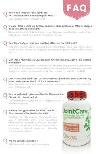 Glucosamine FAQ