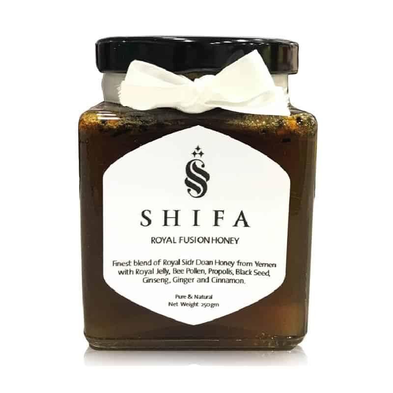 fushion honey