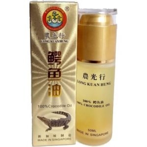 long kwan hung crocodile oil 50ml