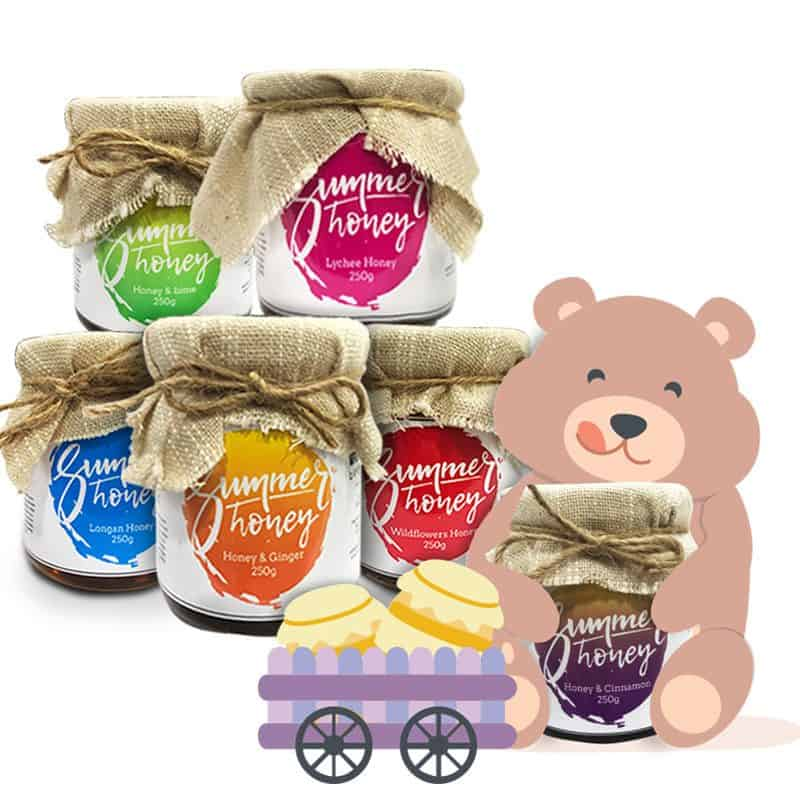 Summer Honey Artisan Honey & Pure Honey