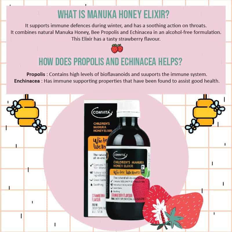 What is Manuka Honey Elixir