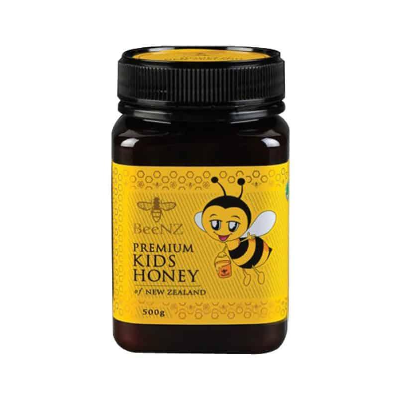 BeeNZ Premium Kids Honey 500g