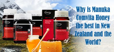 Why is Comvita anuka honey the best in New Zealand and the world?