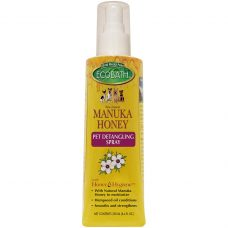 Eco-Bath-Manuka-Honey-Pet-Detangling-Spray-Dogs-Cats-8oz