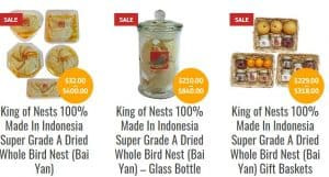 bird nest sale