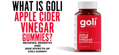 What is goli apple cider vinegar gummies?
