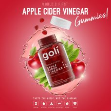 Goli Apple Cider Vinegar Gummy AVC 0