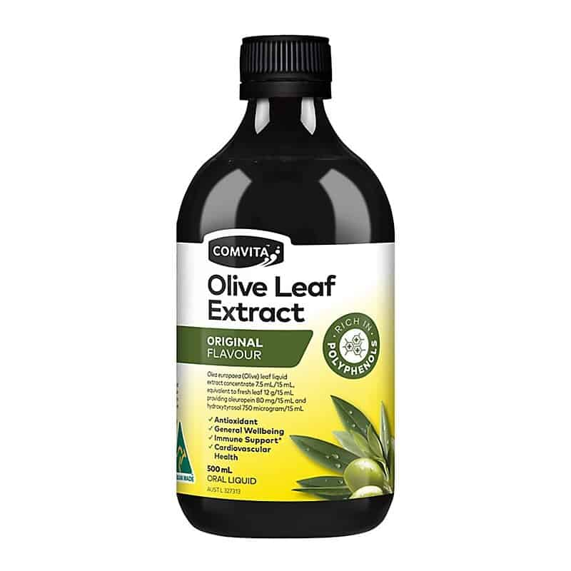 Comvita Olive Leaf Extract - Original Flavour 500ml 1