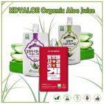 KDYALOE Organic Aloe Juice Drinkable Konjac Jelly 80ml, 100ml 5 Packs, 30 Packs Image